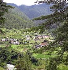Bhutan Village Walking Tours
