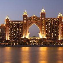 Dubai with Atlantis Star Tours